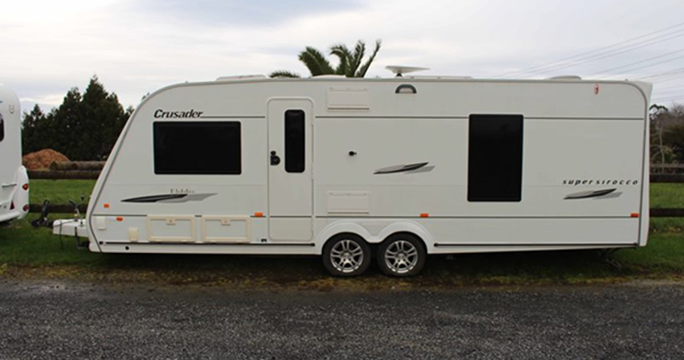 ELDDIS CRUSADER SUPER SIROCCO (2008).                                                        SORRY NOW SOLD