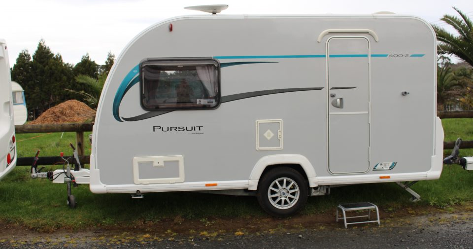 BAILEY PURSUIT 400-2 (2014)