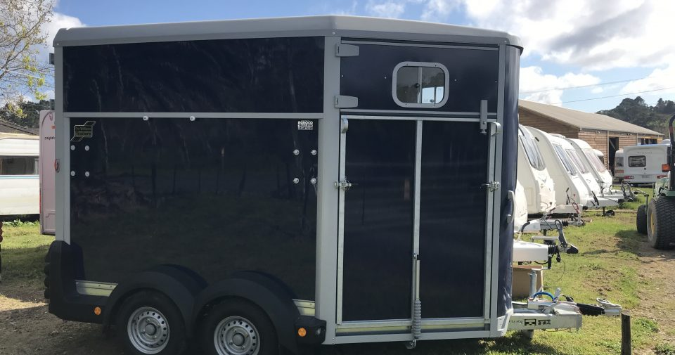 IFOR WILLIAMS HB511 HORSE FLOAT BELA BLUE  !!!SORRY NOW SOLD!!!!!