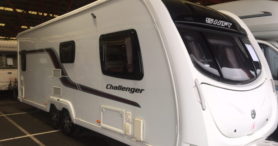 SWIFT CHALLENGER 2011 620/4