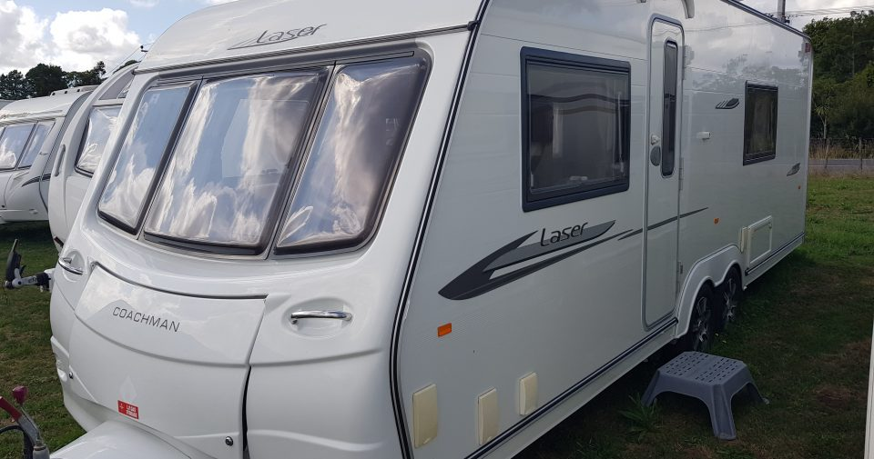COACHMAN LASER 640/4 2011 4 BERTH