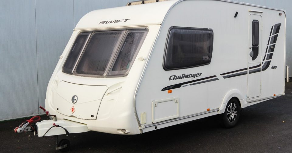 Swift Challenger 480/2 2010